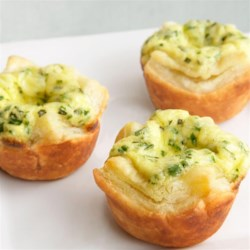 Fresh Herb Mini Tartlets Recipe