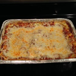 Spinach and Beef Lasagna Recipe
