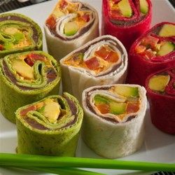 Mexican Sushi Recipe