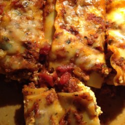 Gordo's Best of the Best Lasagna Recipe