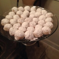Mexican Pecan Cookies Recipe
