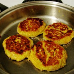 Mom's Zucchini Pancakes Recipe