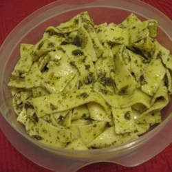 Simple Pesto Pasta Recipe
