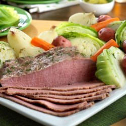 Campbell's Corned Beef and Cabbage Recipe