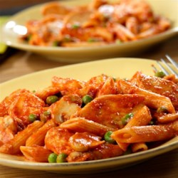 Photo of Creamy Vodka Chicken and Penne by Campbell's Kitchen