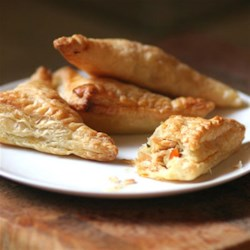 Empanadas de Pollo (Chicken Turnovers) Recipe