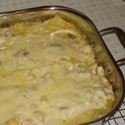 Image of Alaskan Halibut Lasagna, AllRecipes