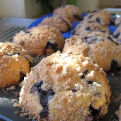 To Die For Blueberry Muffins photo by Lonni - Allrecipes.com - 1078