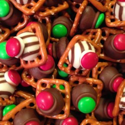 Chocolate Pretzel Treats Recipe