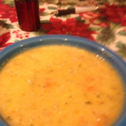 Winter Solstice Soup |