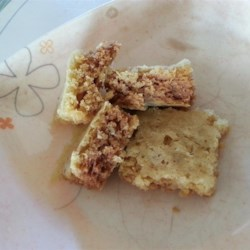 Butterscotch Brownies I Recipe