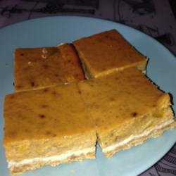 Perfect Pumpkin Cheesecake Bars Recipe