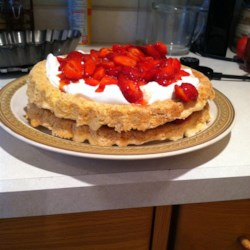 Sensational Strawberry Shortcake Recipe