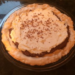 German Chocolate Angel Pie I Recipe
