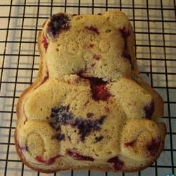 Very Berry Muffins |