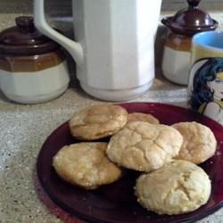 Sweet potatoe bisquits