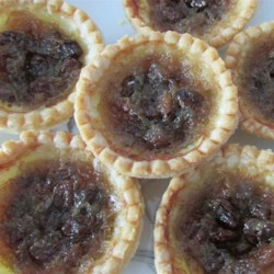 Real Canadian Butter Tarts, eh?