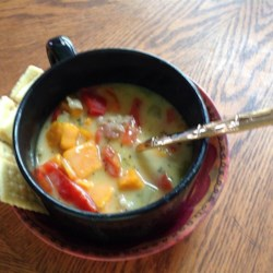 Ham and Sweet Potato Soup Recipe