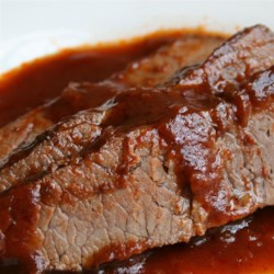 Wine-Braised Beef Brisket Recipe