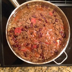 Elk Chili Recipe