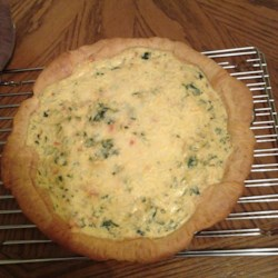 Crescent Roll Zucchini Quiche