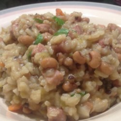 My Hoppin' John Recipe