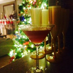 Cherry Breeze Martini Recipe