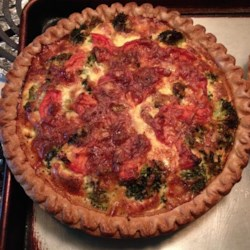 Garbage Quiche