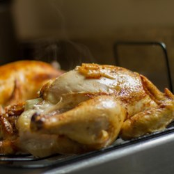 Roast Sticky Chicken-Rotisserie Style photo by thaack - Allrecipes.com ...