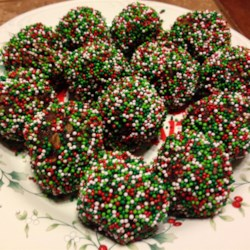 Swedish Chocolate Balls (or Coconut Balls) Recipe
