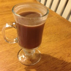 Quick Hot Chocolate Recipe