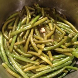 Jules' Braised Beans Recipe