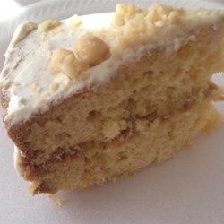 Pineapple Macadamia Nut Cake Recipe