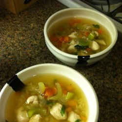 Photos for Hearty Chicken and Rice Soup