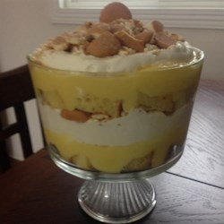 Banana Trifle Recipe