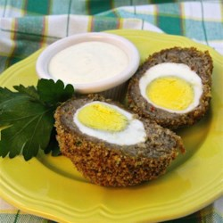 Donna's Nest Eggs Recipe