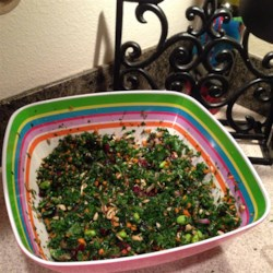 Super Summer Kale Salad Recipe
