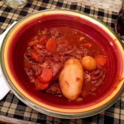 Chuckwagon Stew Recipe