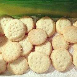 Scottish Shortbread II Recipe