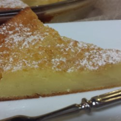 Impossible Buttermilk Pie Recipe