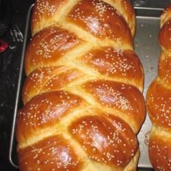 Miriam's Not-So-Secret Challah Recipe