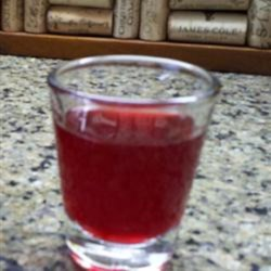 Homemade Cranberry Liqueur Recipe