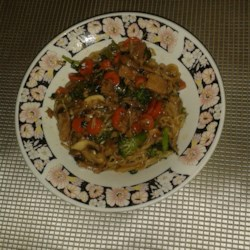 Stir Fry Turkey (Dad's Version) Recipe