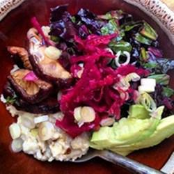 Sherrie Flick's Savory Porridge Recipe