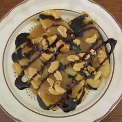 Bananas in Caramel Sauce