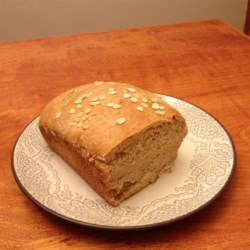 Oat-N-Honey Bread Recipe