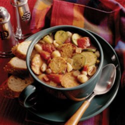 Photo of Hearty Minestrone by The Kitchen at Johnsonville Sausage