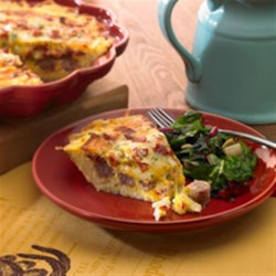 Morning Delight Quiche Recipe