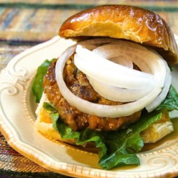 Chinese-Style Cheeseburgers Recipe