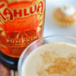 Pumpkin Pie in a Glass
